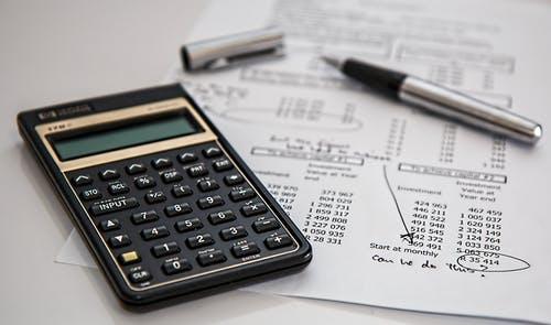 calculator; finances; insurance; Pixabay