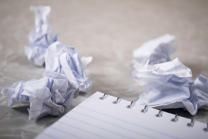 Pixabay. Crumpled paper